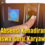 ABSEN SISWA GURU DAN KARYAWAN SMA NEGERI 56 JAKARTA